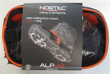 Ramponi per Trekking, lavoro e caccia - Nortec - Art. ALP20