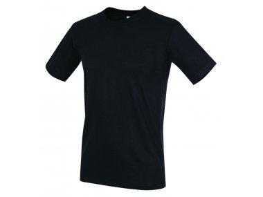 Maglietta girocollo maniche corte - Uomo - Art. ST2010BLO