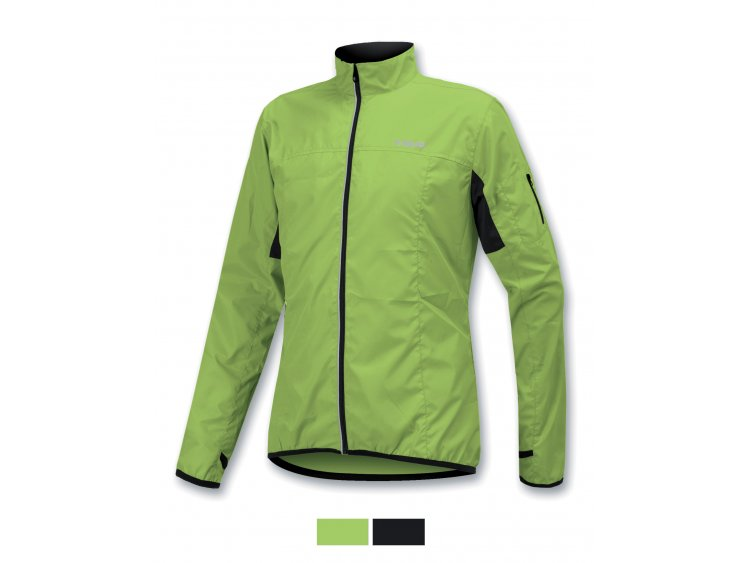 newest collection ec5d8 f1b1a Giacca uomo per running, marca Brugi.