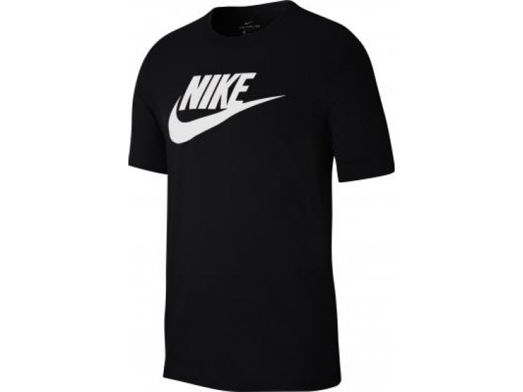 NIKE M NSW TEE ICON FUTURA \ T-Shirt Uomo  Art. AR5004-101 (1)