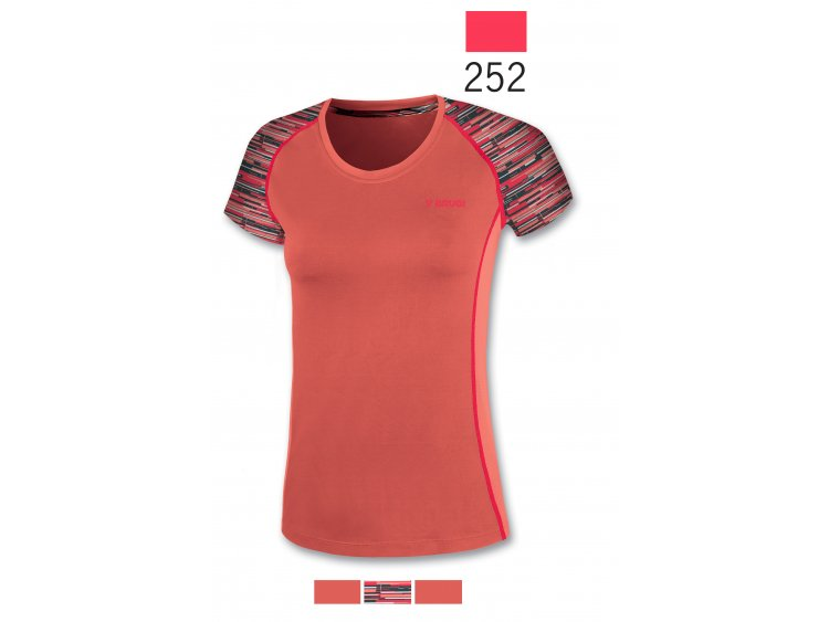 T-Shirt Fitness Donna - Brugi  Art. FB2ETJU (1)