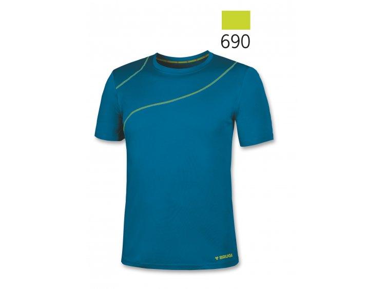 Maglietta sportiva a maniche corte per Uomo - Brugi  Art. N64J889 (1)