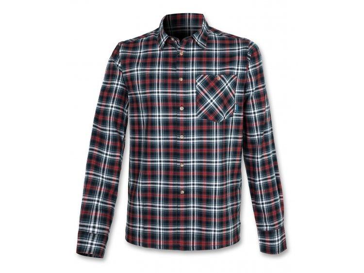 Camicia Uomo in Flanella di Cotone | Brugi  Art. N14S230 (1)