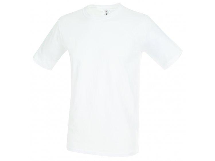 Maglietta girocollo maniche corte - Uomo  Art. ST2010WHI (1)