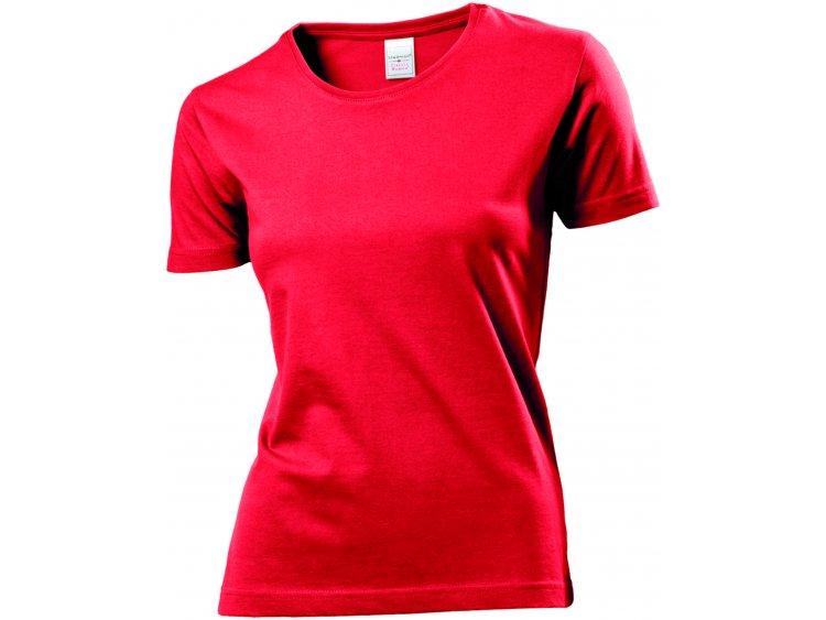 Maglietta girocollo maniche corte - Donna  Art. ST2600SRE (1)